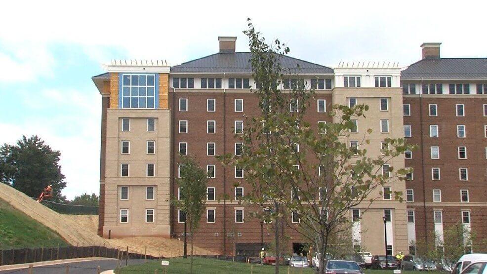 Liberty University Dorm