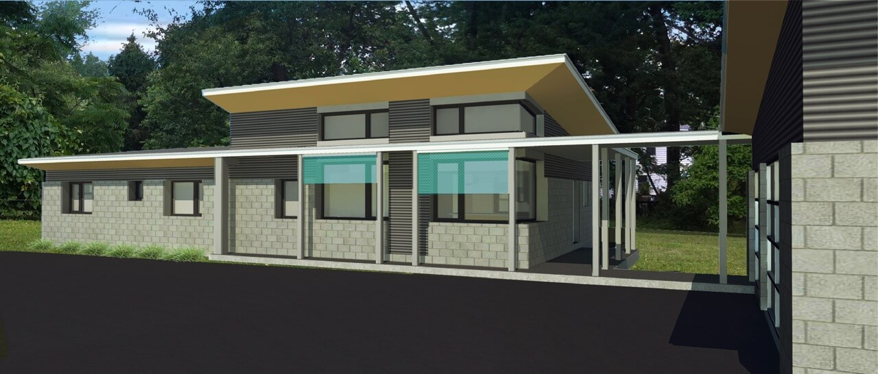 Passive House - Howard County MD