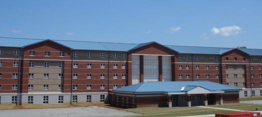 Ft. Eustis AIT Barracks
