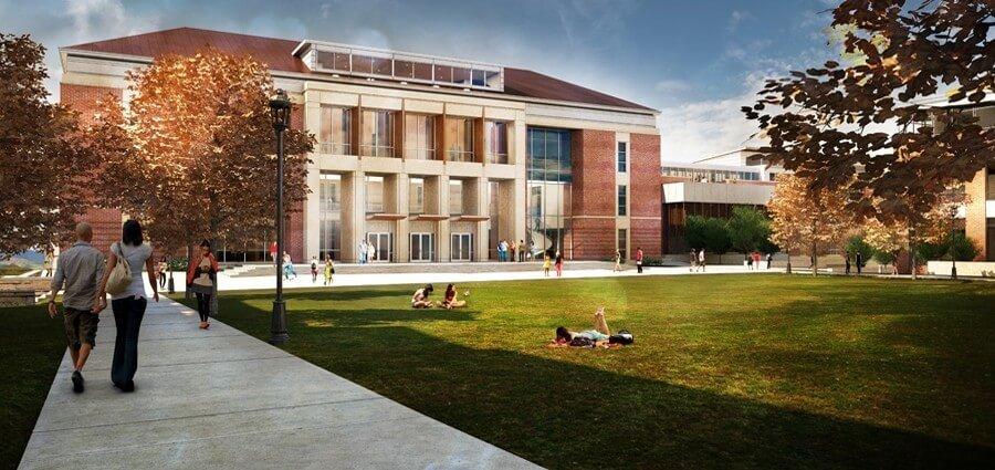 Liberty University School of Music & Concert Hall 01