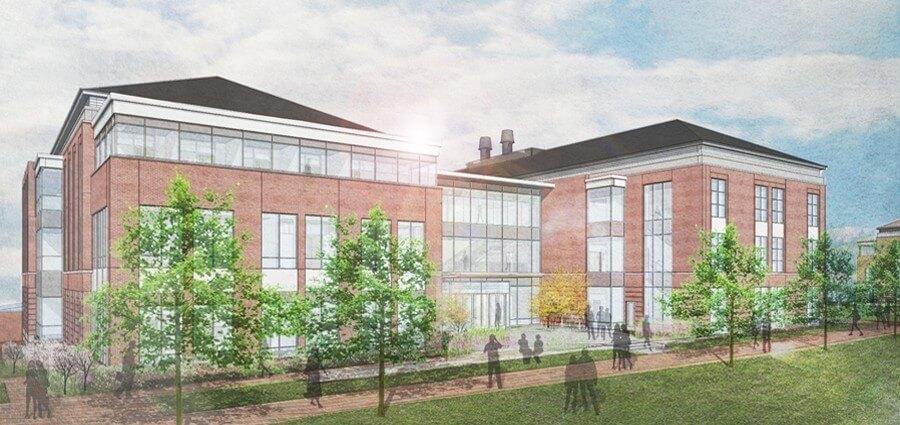 Liberty University Science Building 01