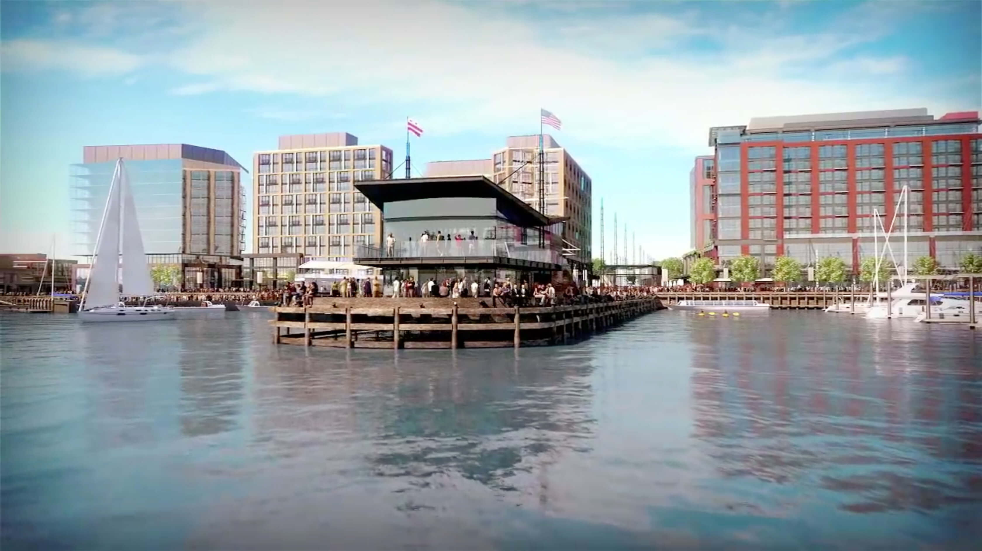 Cameron Building Envelope Systems - DC Wharf Project - 0185.16
