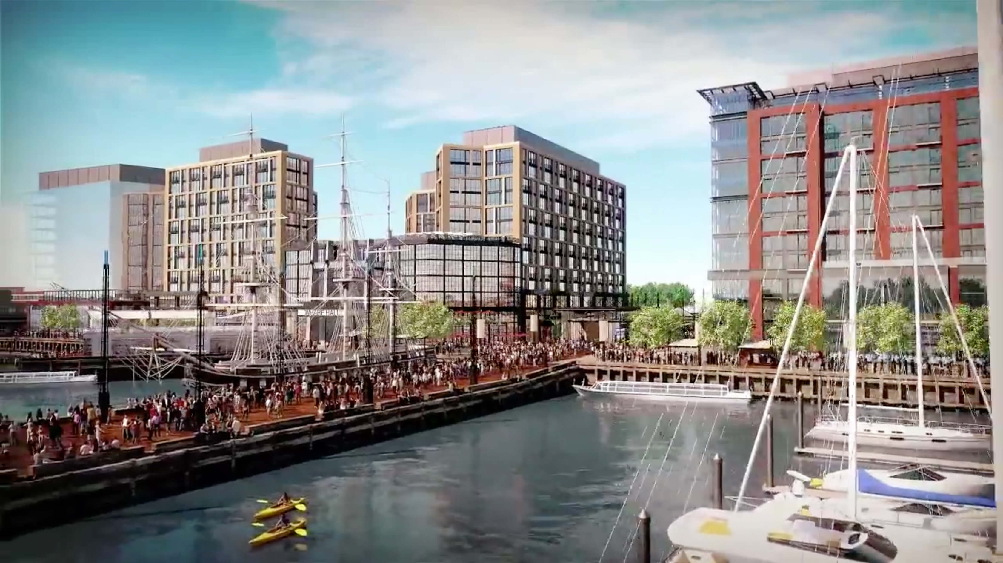 Cameron Building Envelope Systems - DC Wharf Project - 0314.30