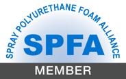 Cameron Organizations & Certifications: SPFA - Spray Polyurethane Foam Alliance