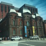 Renwick Gallery, Washington, D.C. 3 Inches of Closed Cell Spray Foam Roof Deck, General Contractors Consigli Construction
