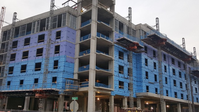 Cameron Building Envelope Gallery Building Projects