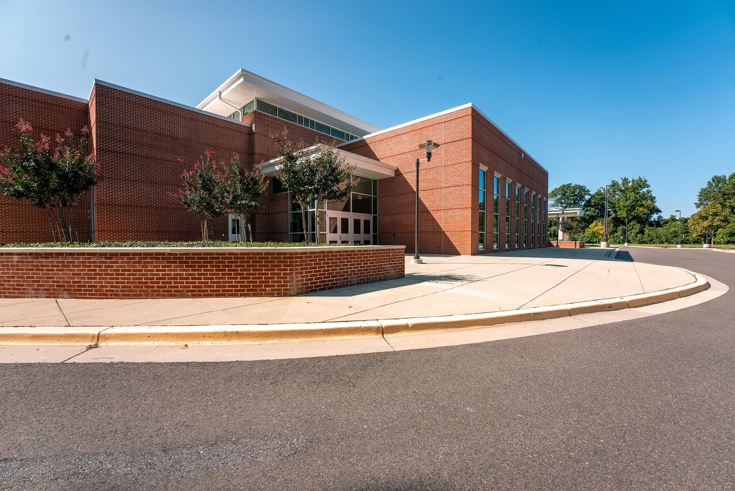 First Baptist Church- Family Life Center | Cameron BES