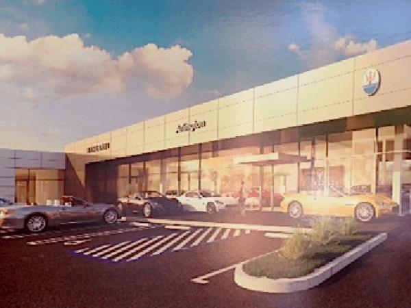 Arlington Maserati Showroom