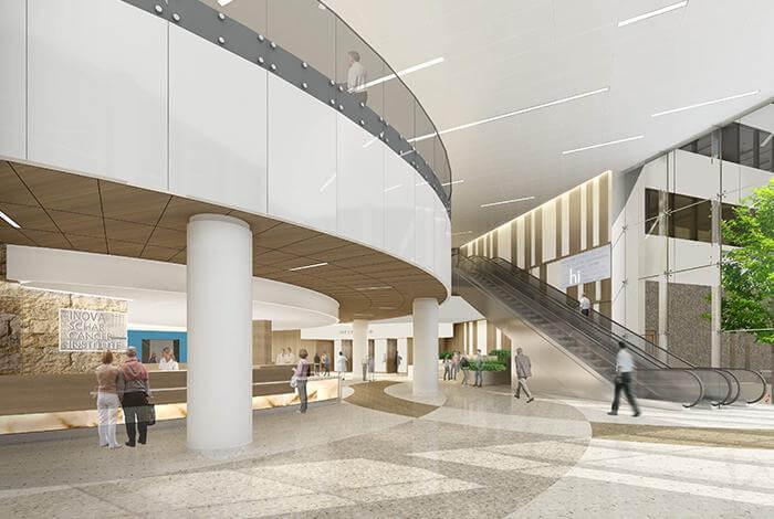 Inova Schar Cancer Institute Coming To Fairfax, Va