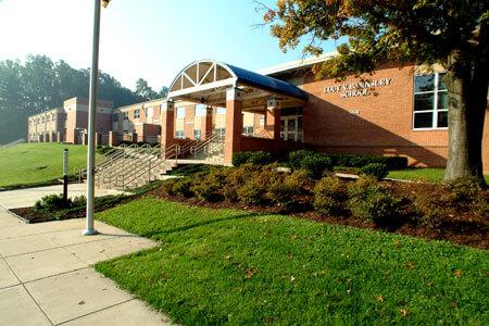 ucy V. Barnsley Elementary School.