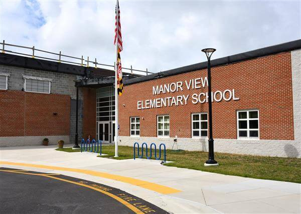 Manor VIew Elementary School | Cameron BES