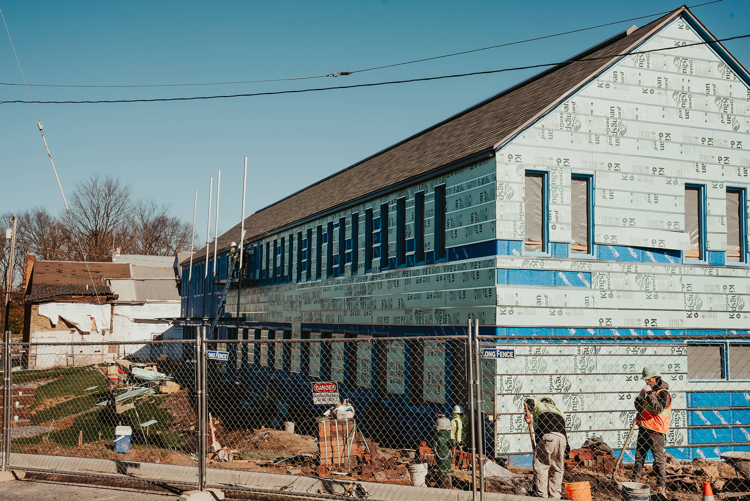 C&O Canal Headquarters in Williamsport | Cameron BES